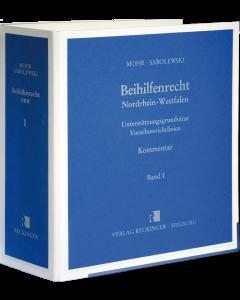 Beihilfenrecht Nordrhein-Westfalen