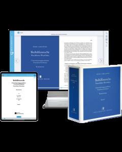 Beihilfenrecht Nordrhein-Westfalen – Print + Digital
