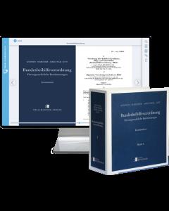 Bundesbeihilfeverordnung – Print + Digital