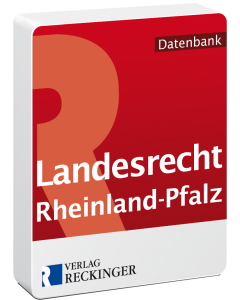 Landesrecht Rheinland-Pfalz – Digital