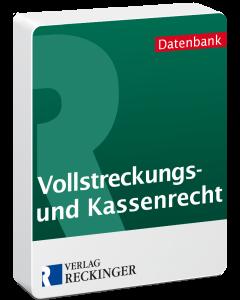 Vollstreckungs- und Kassenrecht – Digital