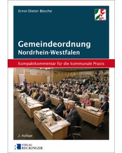 Gemeindeordnung für das Land Nordrhein-Westfalen – Kompaktkommentar für die kommunale Praxis