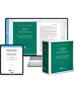 Handbuch für den Vollstreckungsdienst – Print + Digital
