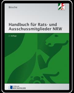 Handbuch für Rats- und Ausschussmitglieder in Nordrhein-Westfalen – Digital