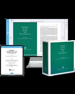 Handbuch für das Kassen- und Rechnungswesen – Print + Digital