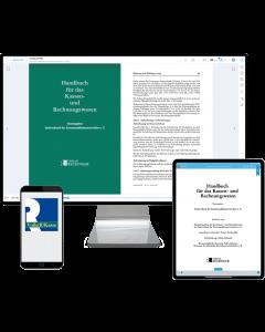 Handbuch für das Kassen- und Rechnungswesen – Digital