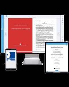 Immissionsschutzrecht – Digital