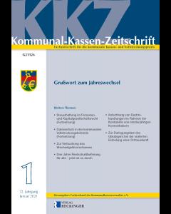 Kommunal-Kassen-Zeitschrift