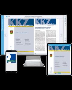 Kommunal-Kassen-Zeitschrift – Digital