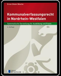 Kommunalverfassungsrecht in Nordrhein-Westfalen – Digital