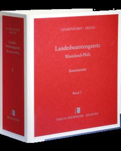 Landesbeamtengesetz Rheinland-Pfalz