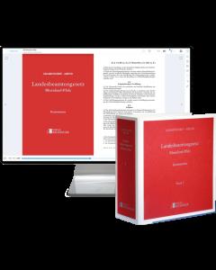 Landesbeamtengesetz Rheinland-Pfalz – Print + Digital