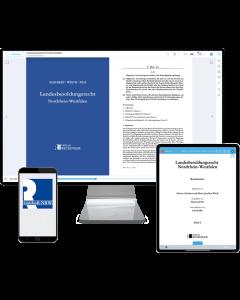 Landesbesoldungsrecht Nordrhein-Westfalen – Digital