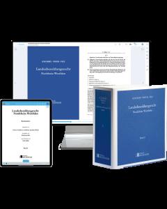 Landesbesoldungsrecht Nordrhein-Westfalen – Print + Digital