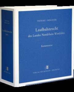 Laufbahnrecht des Landes Nordrhein-Westfalen