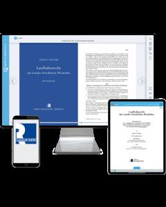 Laufbahnrecht Nordrhein-Westfalen – Digital