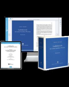 Laufbahnrecht Nordrhein-Westfalen – Print + Digital