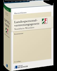 Landespersonalvertretungsgesetz Nordrhein-Westfalen