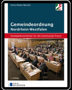 Gemeindeordnung für das Land Nordrhein-Westfalen – Kompaktkommentar für die kommunale Praxis (Digital)