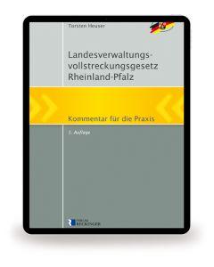 Landesverwaltungsvollstreckungsgesetz Rheinland-Pfalz – Digital