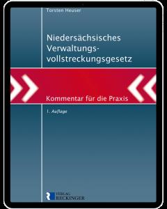 Niedersächsisches Verwaltungsvollstreckungsgesetz – Digital