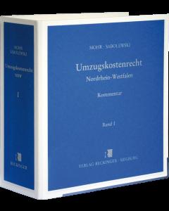 Umzugskostenrecht Nordrhein-Westfalen