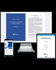 Umzugskostenrecht Nordrhein-Westfalen – Digital