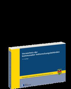 Verzeichnis der kommunalen Vollstreckungsbehörden