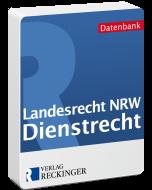 Landesrecht NRW – Dienstrecht