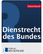 Dienstrecht des Bundes – Digital
