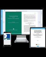 Gesetzessammlung für die kommunale Vollstreckungspraxis – Digital