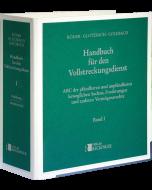 Handbuch für den Vollstreckungsdienst