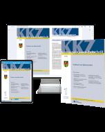 Kommunal-Kassen-Zeitschrift – Print + Digital