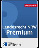 Landesrecht NRW – Premium