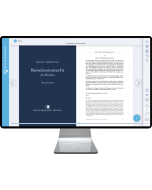 Reisekostenrecht des Bundes – Digital
