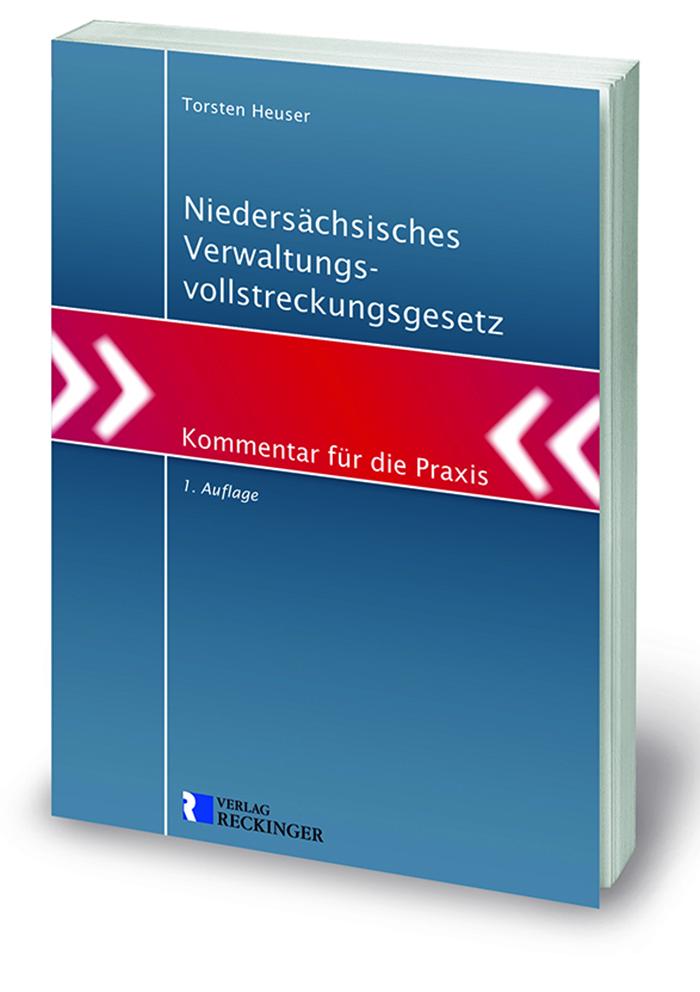 Kommentar zum Niedersächsischen Verwaltungsvollstreckungsgesetz
