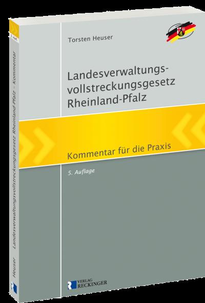 LVwVG Rheinland-Pfalz – Praxiskommentar