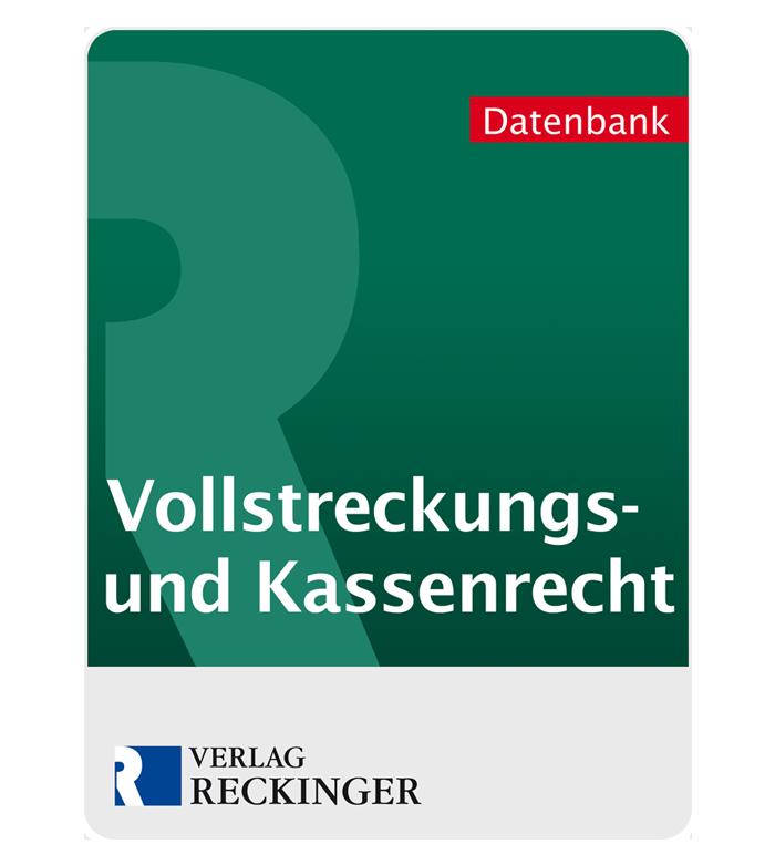 Link: Vollstreckungs- und Kassenrecht – Digital