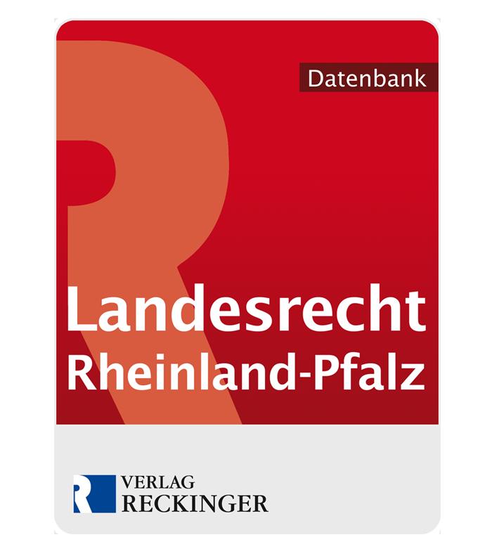 Link: Landesrecht Rheinland-Pfalz – Basis